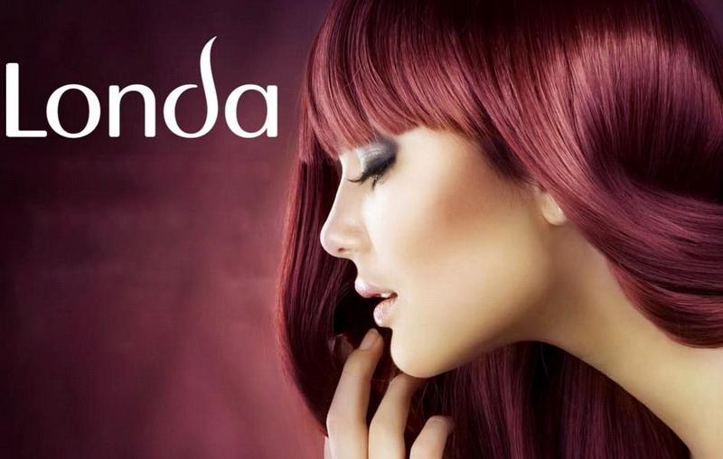 Краски для волос Londa: виды и палитра цветов
