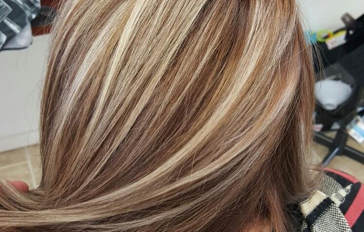 Каким цветом тонировать волосы после мелирования