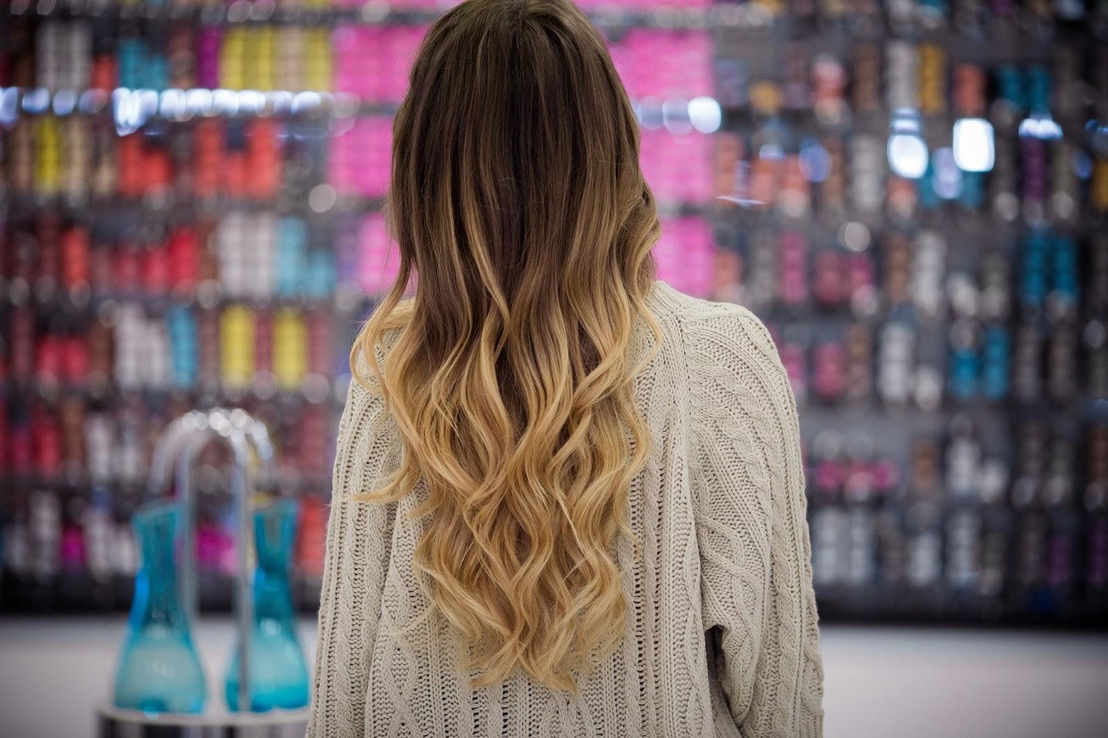 привязанный как красиво покрасить волосы фото жена успешные