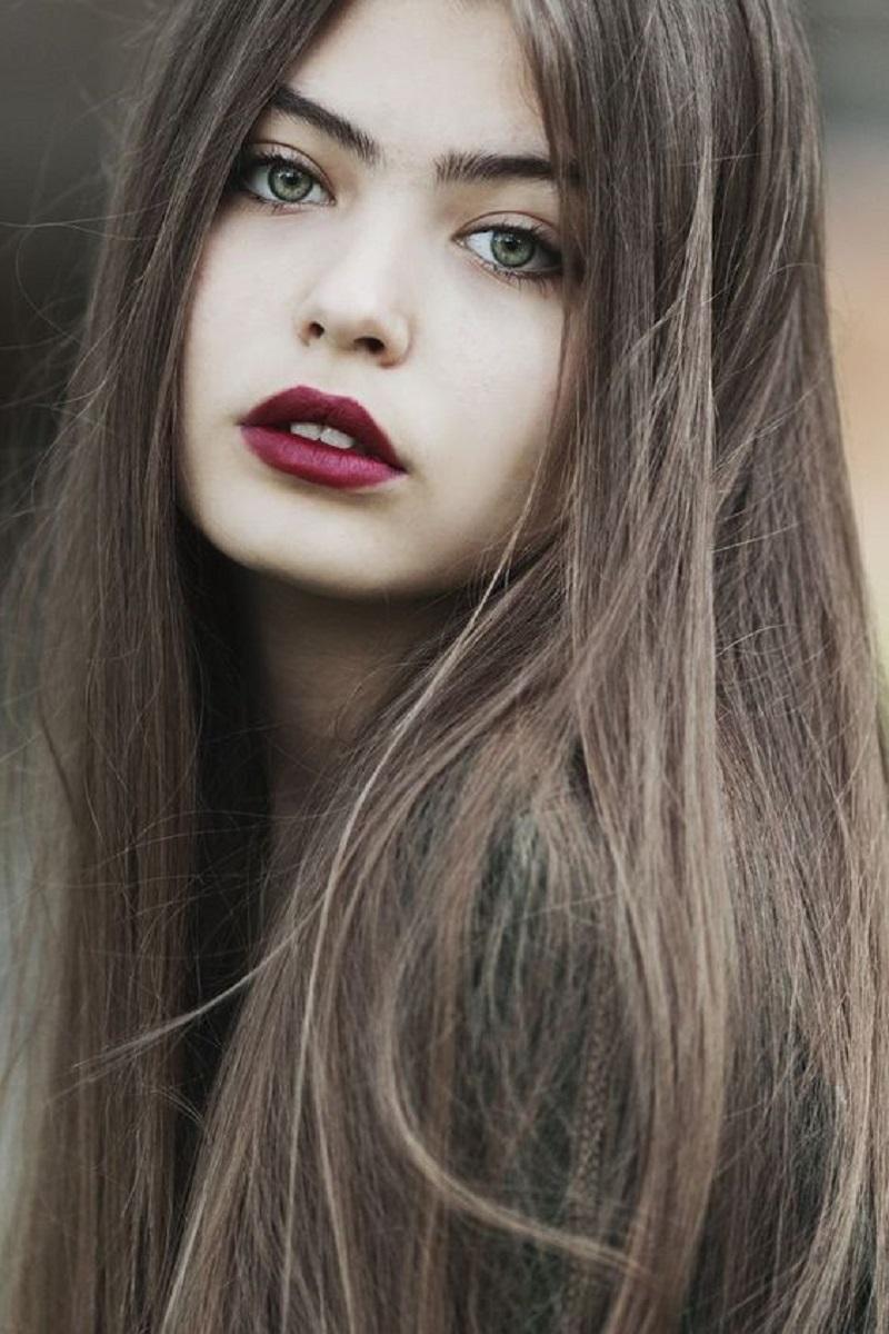 Покрасить волосы в два цвета самому