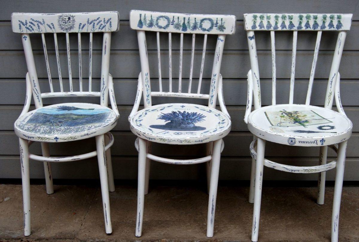 как обновить старые стулья фото пошаговый после
