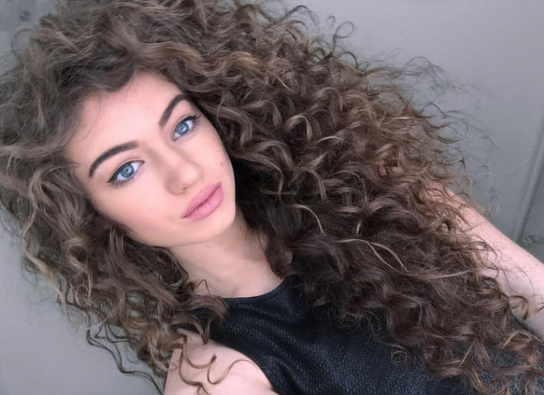 Как сделать спирали на волосах