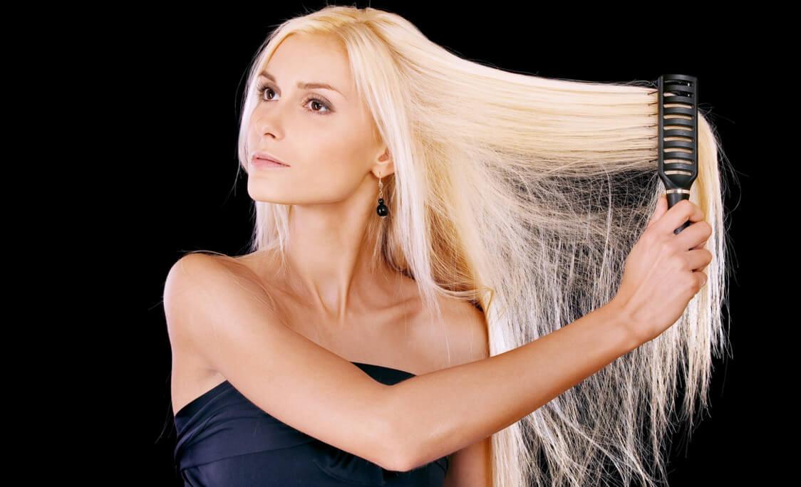Через какое время можно осветлять волосы повторно
