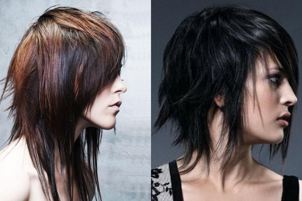 хирурга стрижки на средние волосы рваные концы фото вам необходим трансляционный