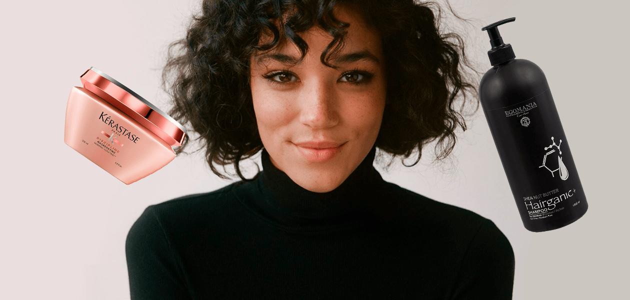 Средства для укладки кудрявых волос: как выбрать лучшее профессиональное средство для укладки кудрей и вьющихся локонов?