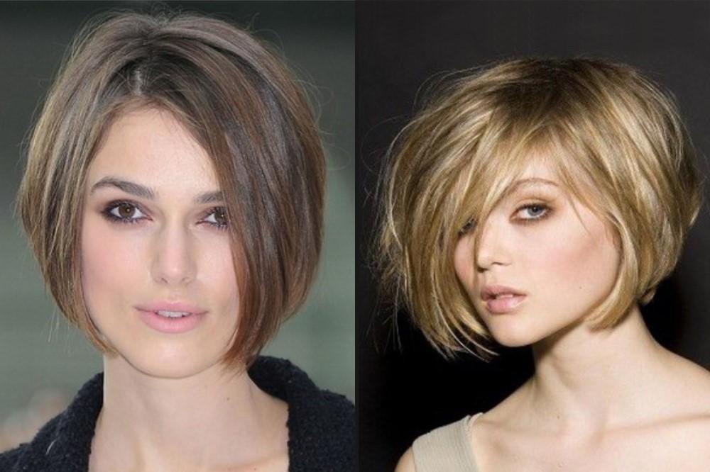 Стрижка на короткие волосы, придающая объем (56 фото): женские стрижки с объемной макушкой. Как придать верху пышность? Новинки 2020