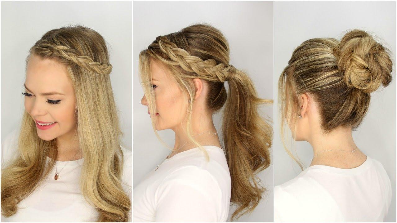 Легкие прически на длинные волосы (85 фото): быстрые несложные укладки своими руками. Как красиво уложить прямые волосы в домашних условиях?