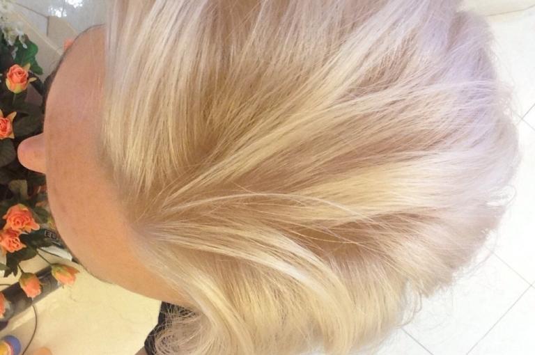 Чем затонировать желтизну после осветления? Как убрать желтизну с волос с помощью краски и других средств?
