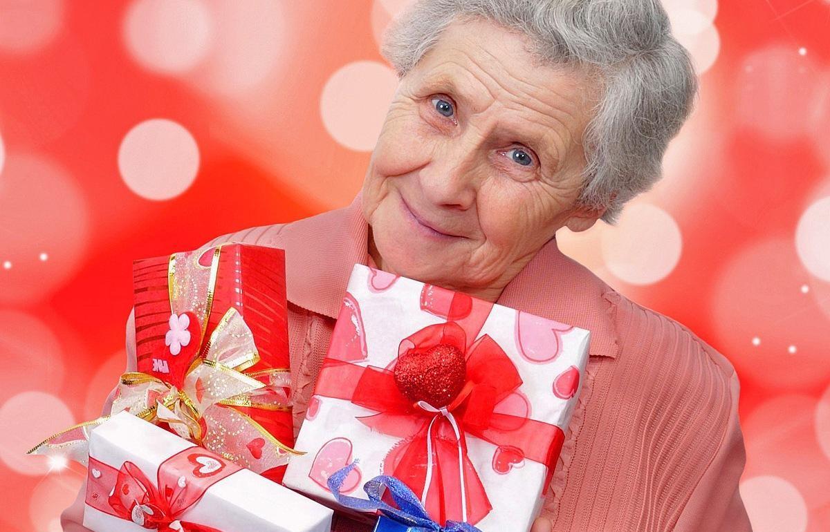 Открытки в дом престарелых на 8 марта