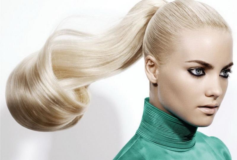 Как щадяще осветлить волосы