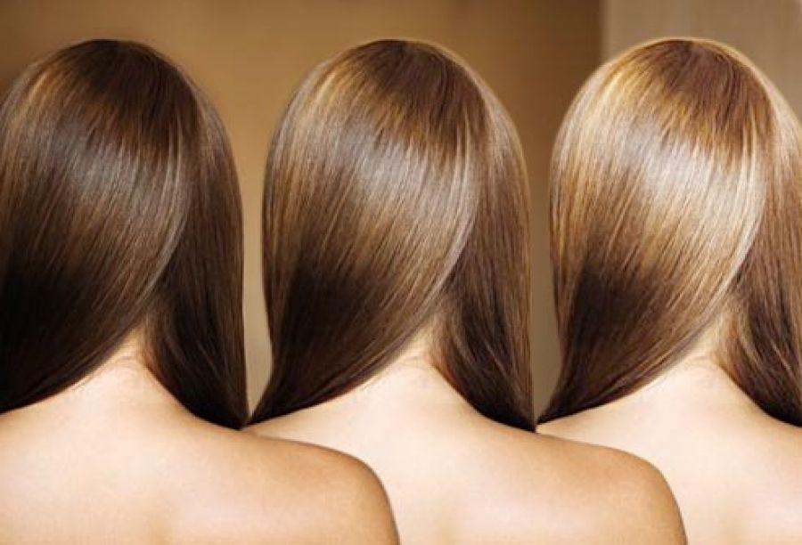 Как осветлить темные волосы в домашних услвиях 5 рецептов народных средств