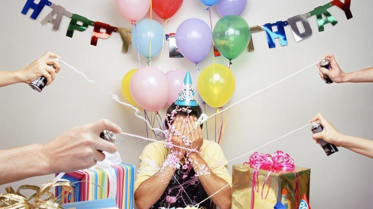 Картинки сюрпризы на день рождения
