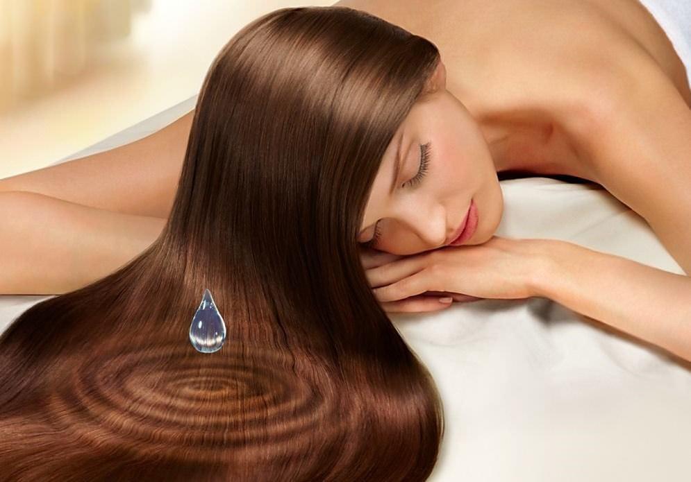 Сухие волосы — чем их увлажнить в домашних условиях