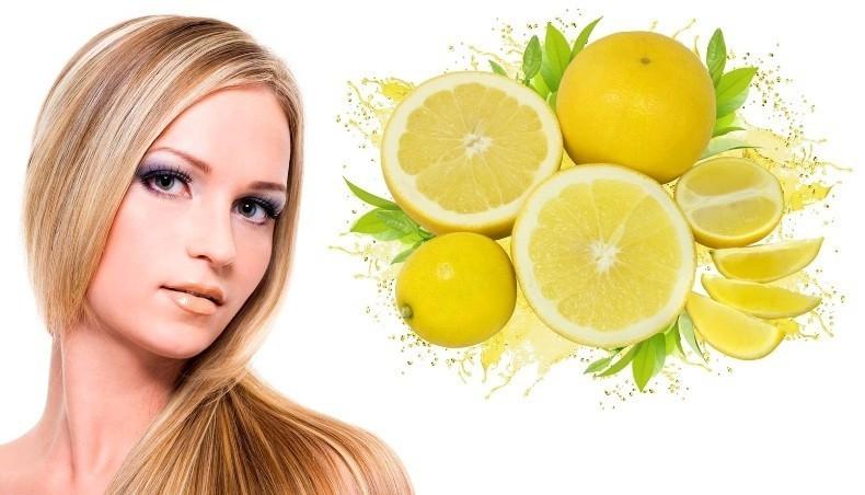Лимон и мед для осветления волос