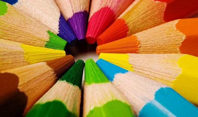 Значение характера по цвету