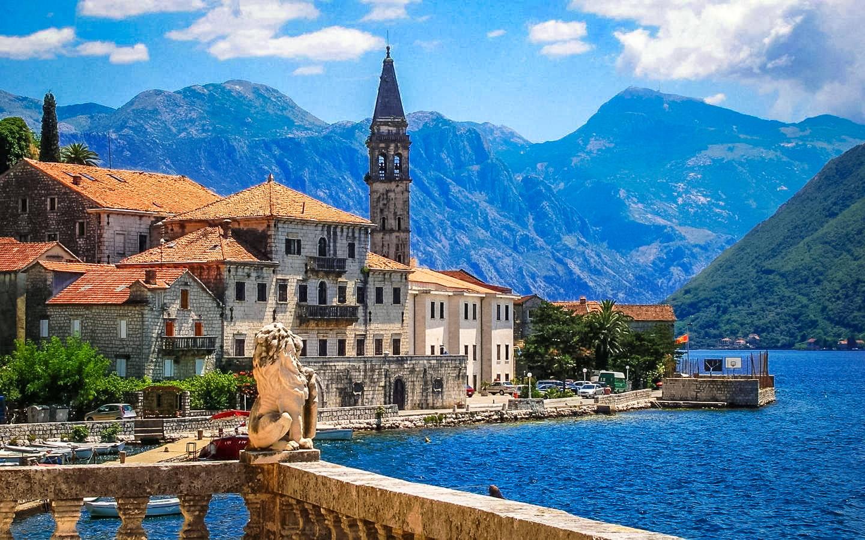 Тиват черногория достопримечательности зимой