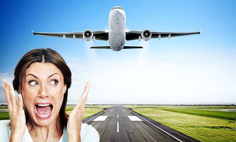 Боюсь летать на самолете что делать и как избавиться от аэрофобии