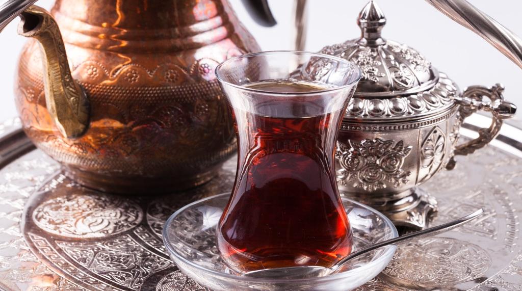 Армуды - турецкие стаканы для чая