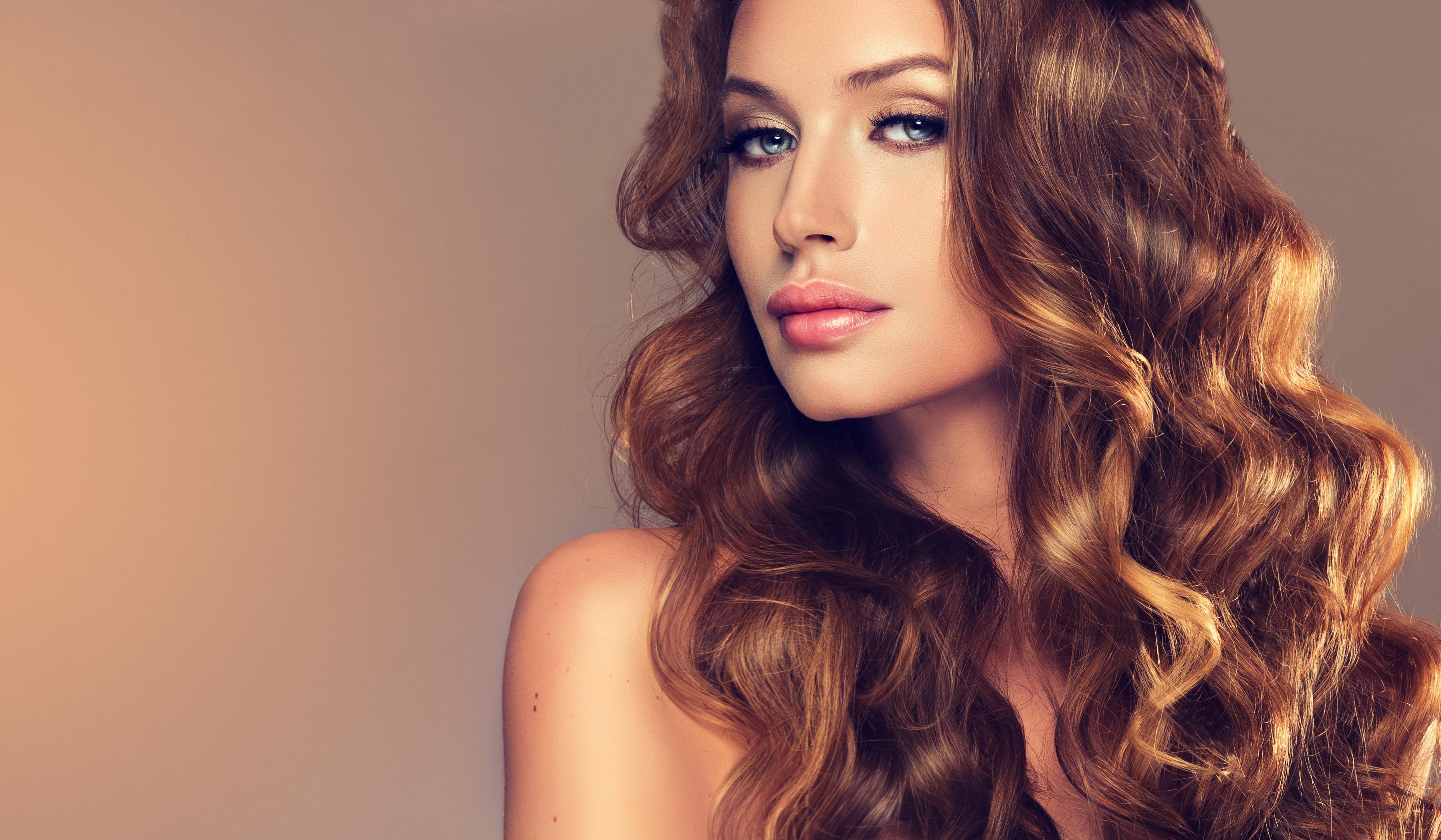Натуральные светлые оттенки волос