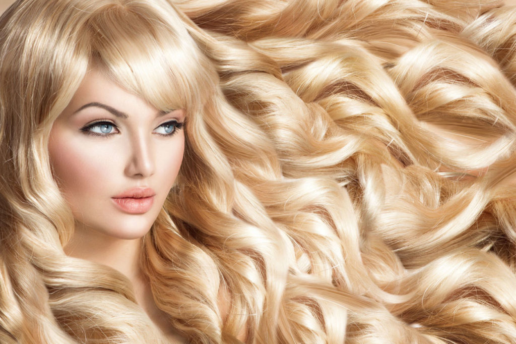 Золотисто-русый цвет волос. 8 фото идей