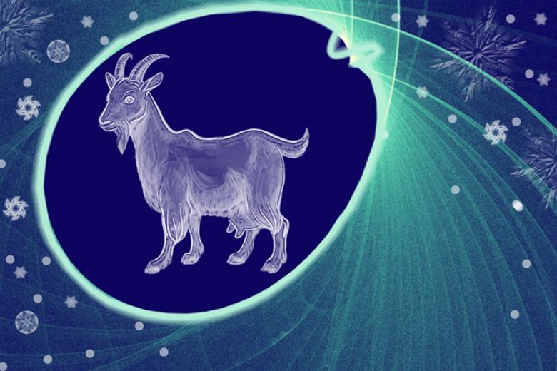 картинка гороскоп овца через