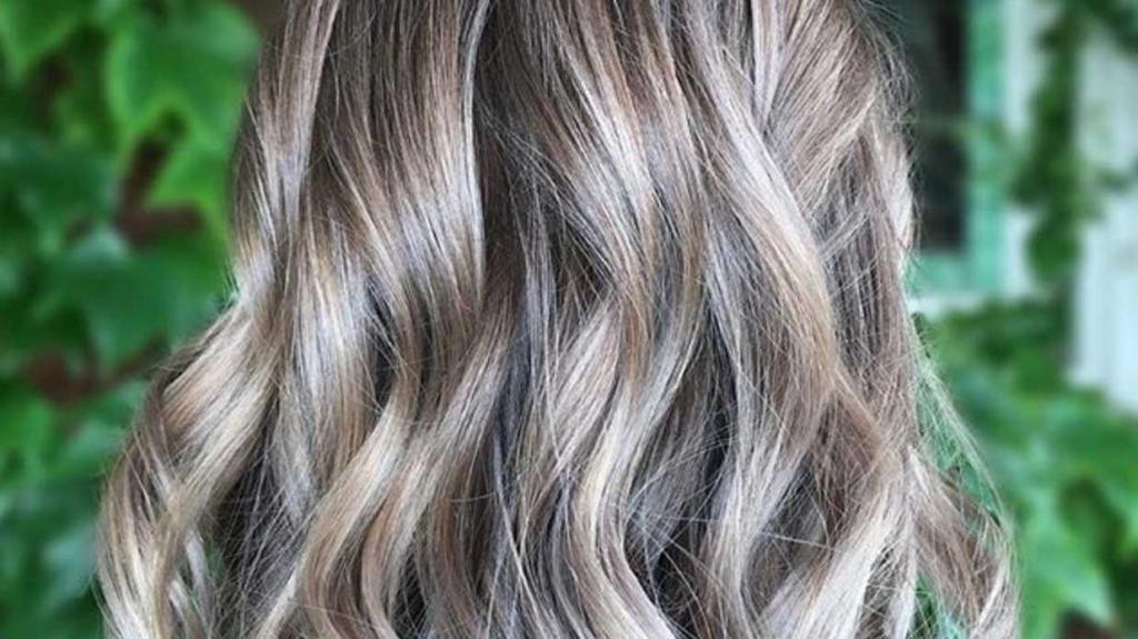 Пепельно-русый цвет волос 2020: темный и светлый (фото)