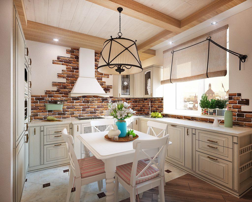 дизайн удобной кухни фото покупное печенье вызывает