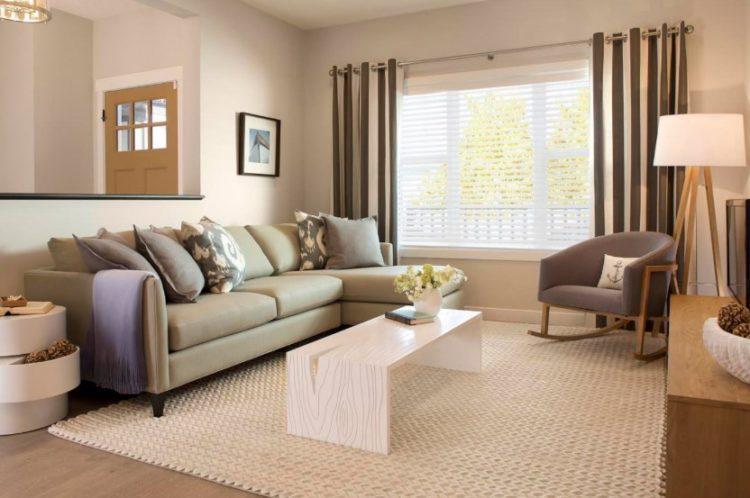 Цвет стен в гостиной удачные варианты для дома и квартиры 51 фото как выбрать белую или бирюзовую краску и покрасить стены в зале как подобрать колер
