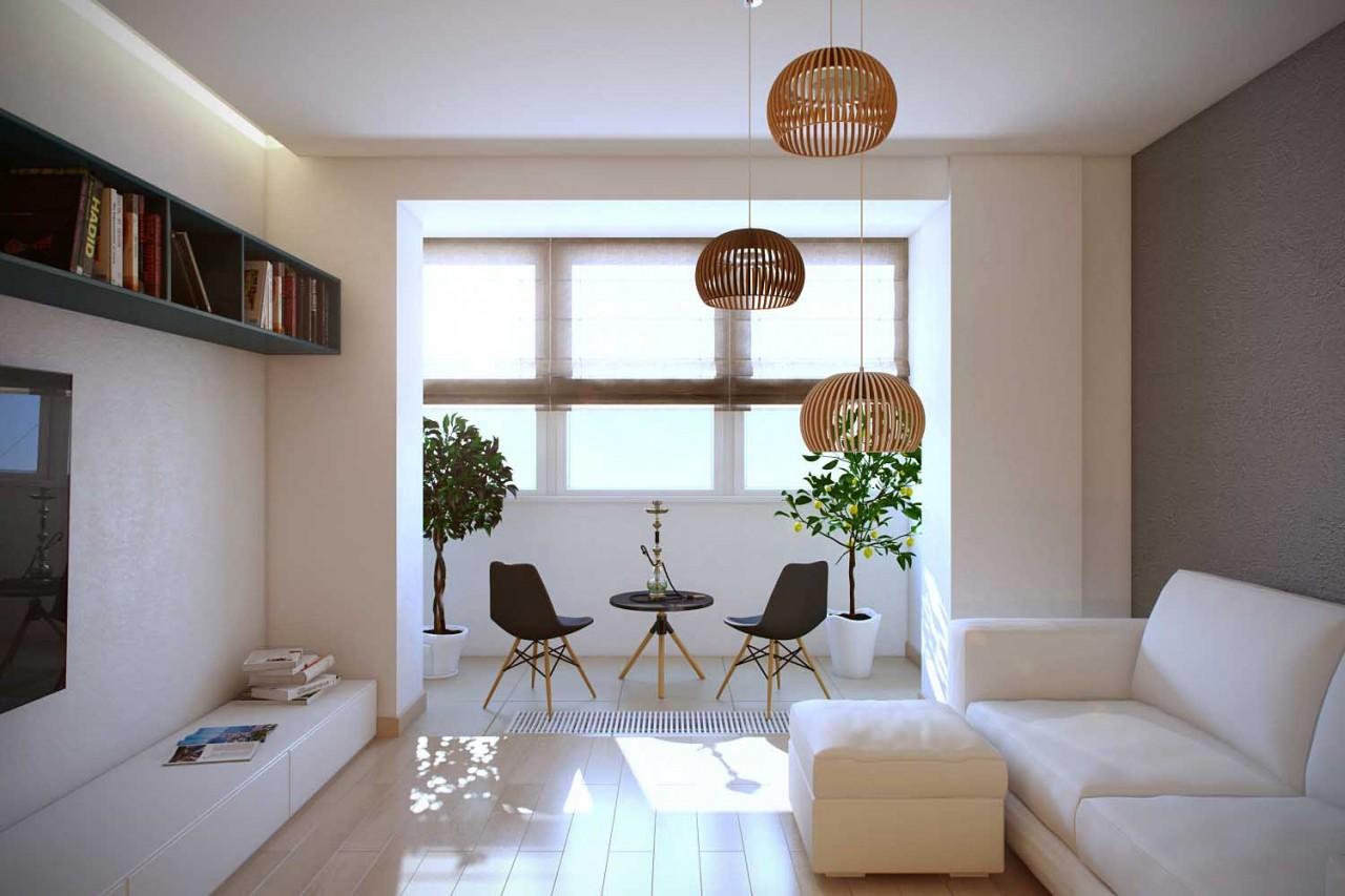 подберем варианты балкон присоединенный к комнате фото говорят тихо, чётко