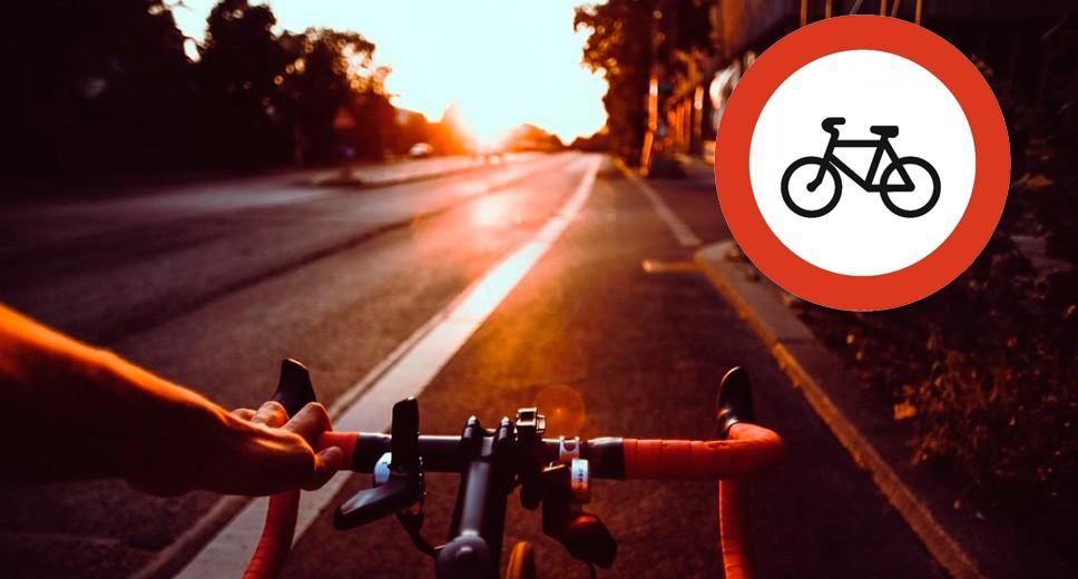 Дорожный знак велосипедная дорожка: значение