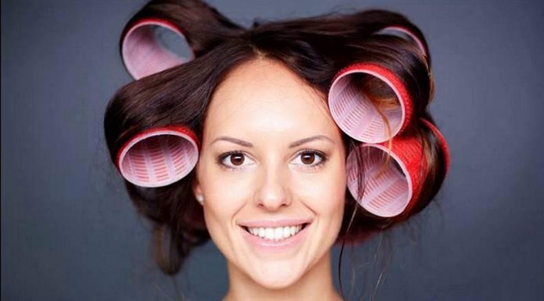 Какие лучше бигуди для средних волос