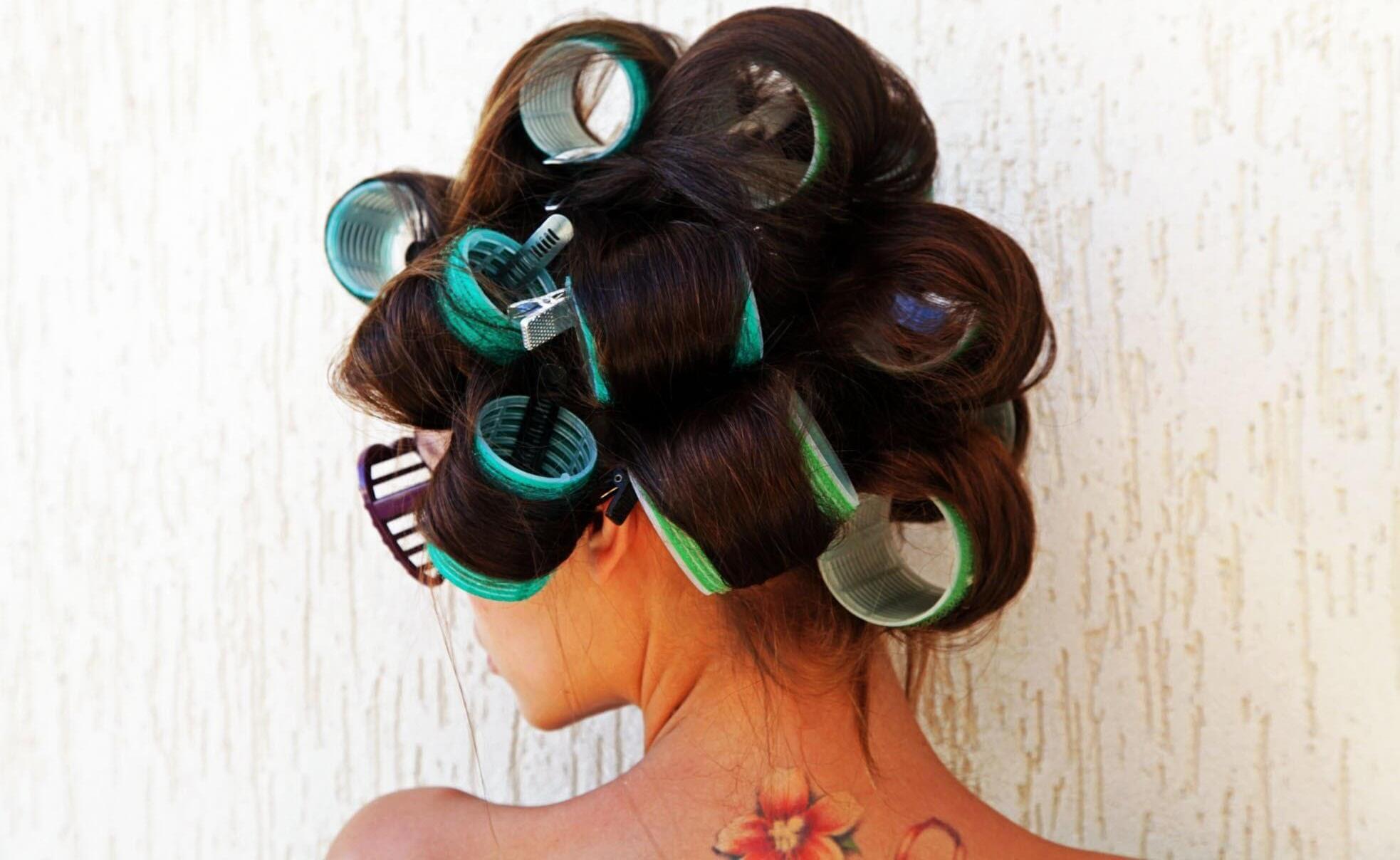 Бигуди для объема у корней: выбираем варианты для прикорневого объема волос. Как правильно накручивать? Лучшие зажимы для завивки