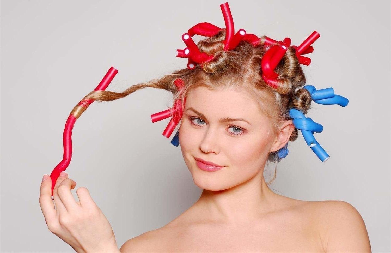 Как пользоваться папильотками? Как накрутить бигуди-бумеранги на средние, длинные и короткие волосы?
