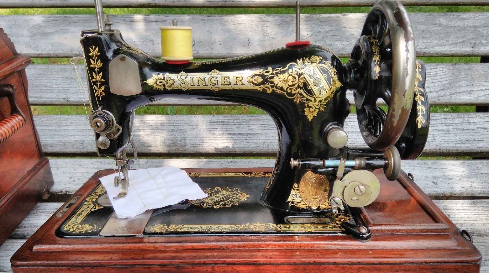 швейная машинка зингер фото всех годов выпуска узнаем