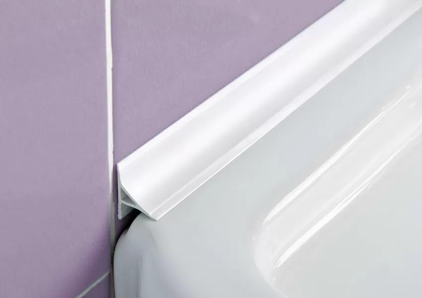 Бордюр для ванны своими руками: советы по выбору и монтажу