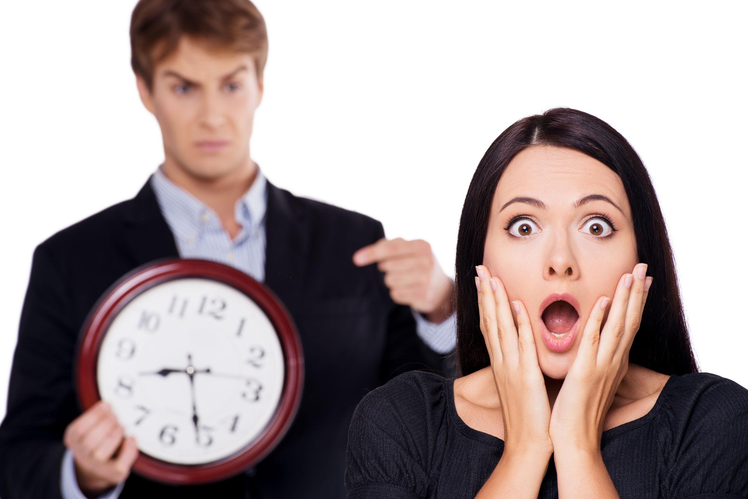 Что значит пунктуальный человек требования к веб моделям