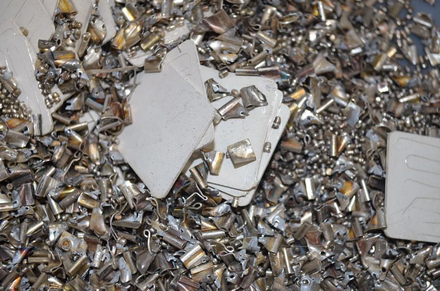 Состав серебра металла