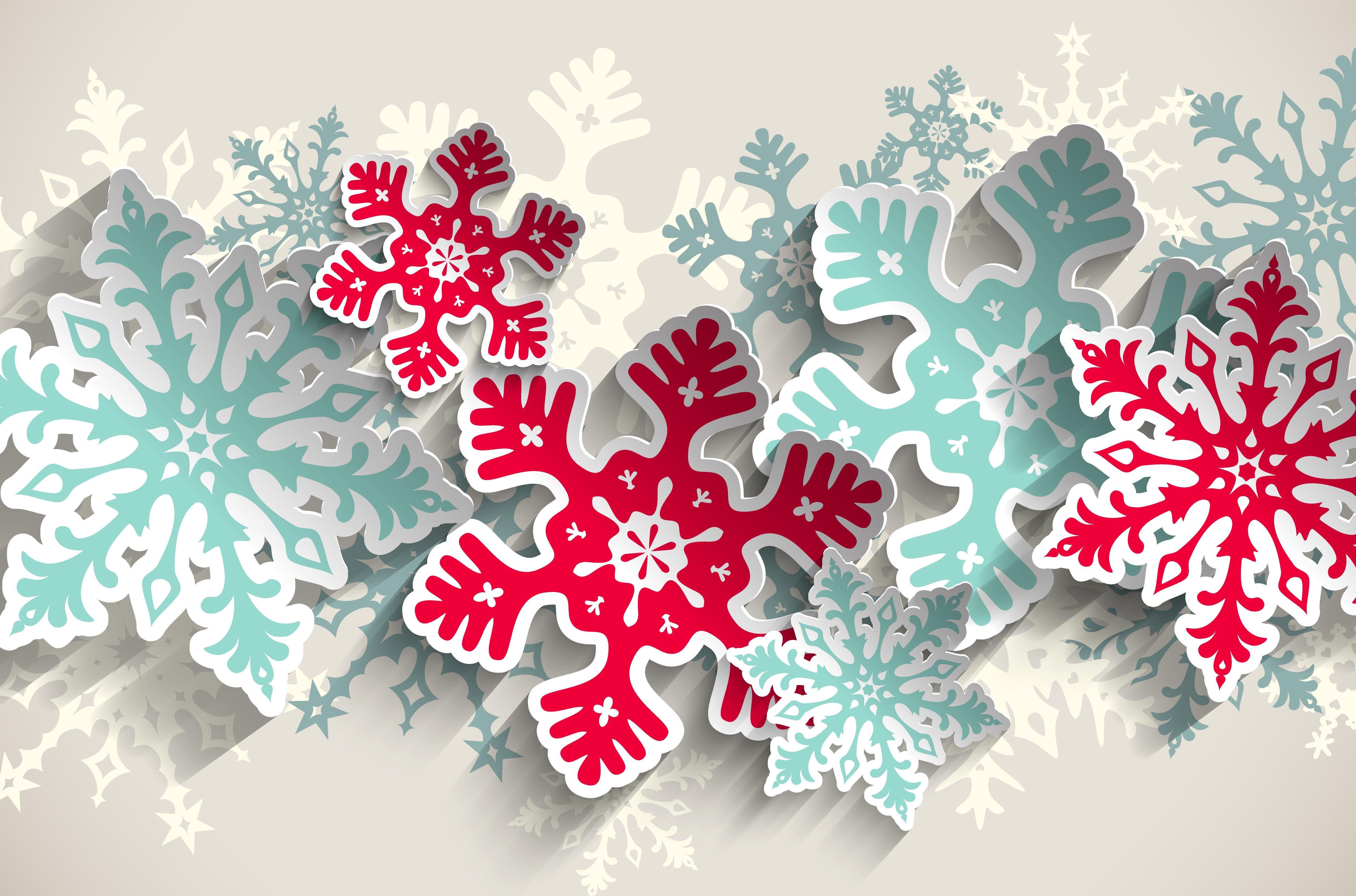 красивые картинки снежинок к новому году заказать