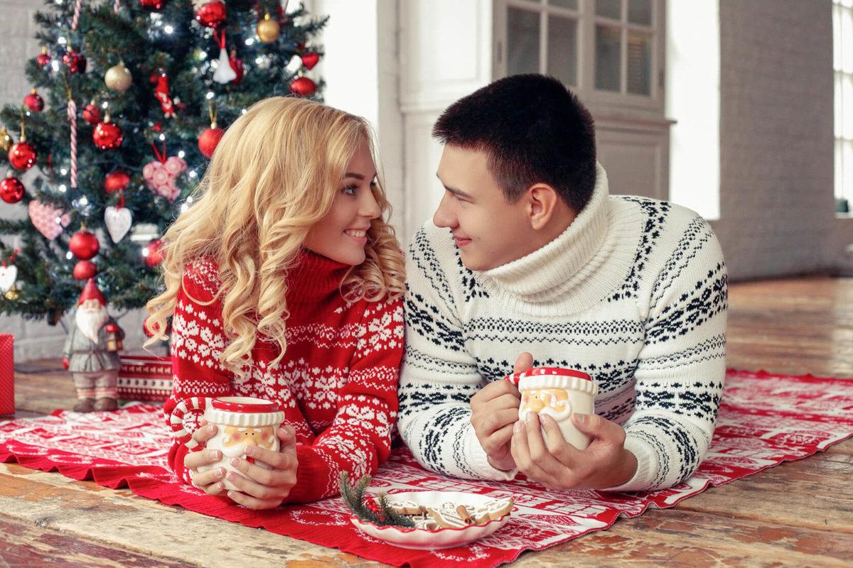 Как встретить Новый год вдвоем с любимым? Романтические идеи