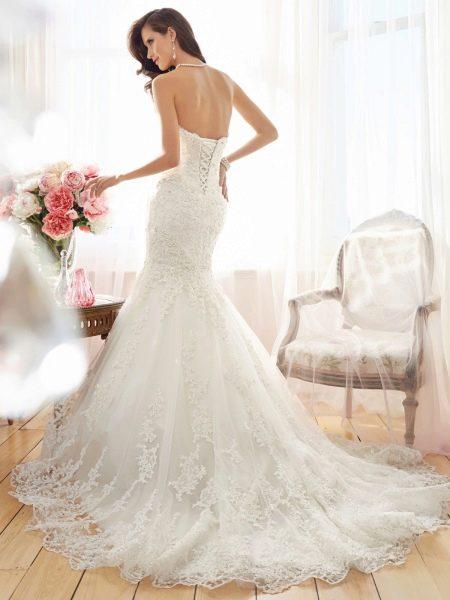 Утягиваюший свадебный корстет