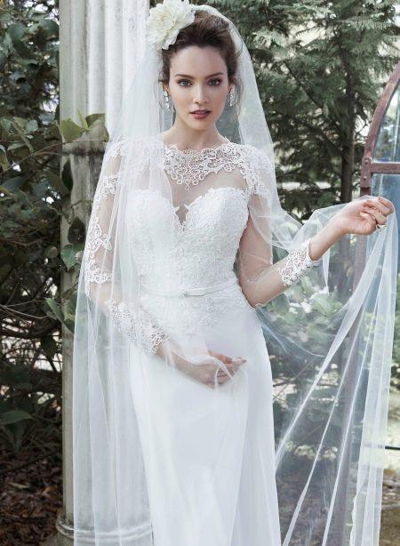Декоративный свадебный корсет
