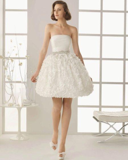 Короткое платье Baby doll