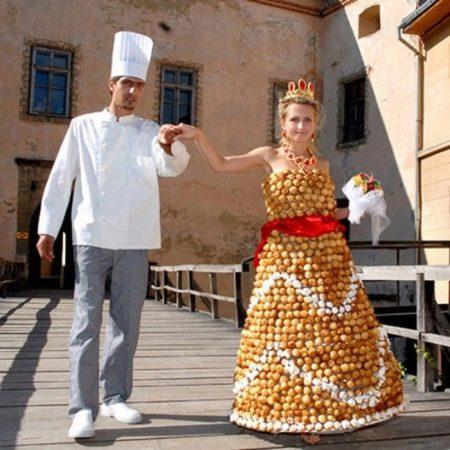 Свадебное платье Валентино Штефано