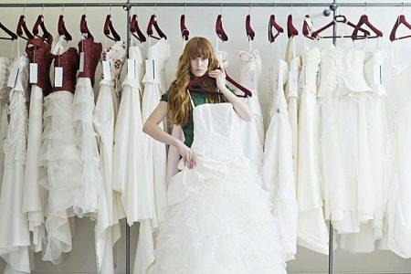 поиск свадебного платья