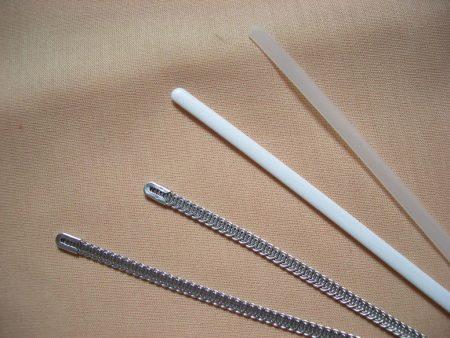 косточки или регилин для боковых швов переда и спинки