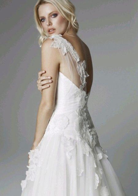 Свадебное платье от Блюмари
