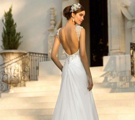 Украшения к летнему свадебному платью