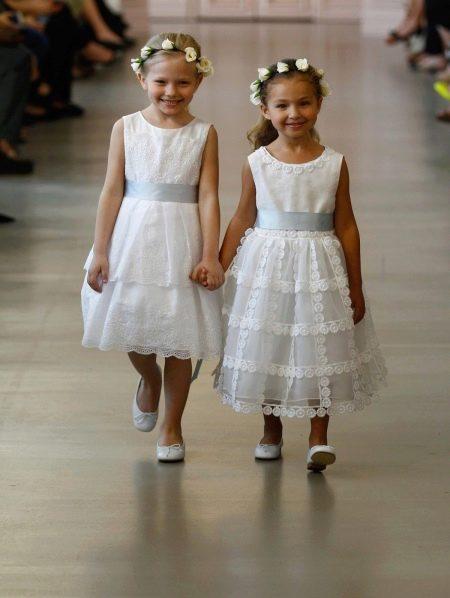 Наряды для маленьких девочек