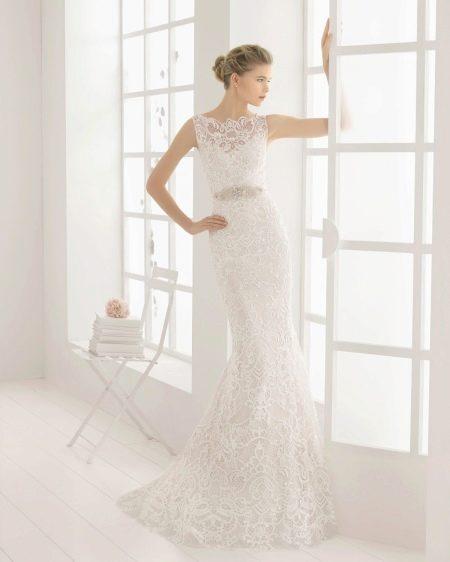 Свадебное платье от Aire Barcelona