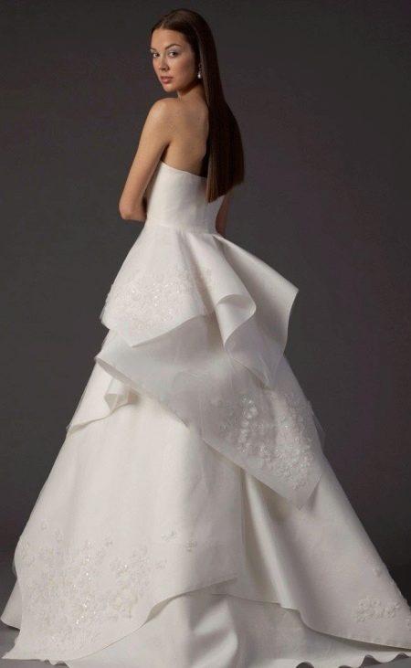 Свадебное платье от Энджел Санчес